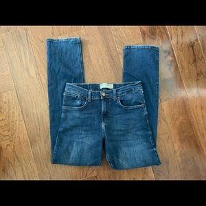 Wrangler Slim Straight Blue Jeans